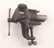 "G. Colton patented 2.5"" vise"