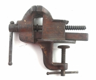 "Buster Brown 2.5"" bench vise"