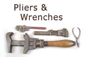 Pliers & Wrenches
