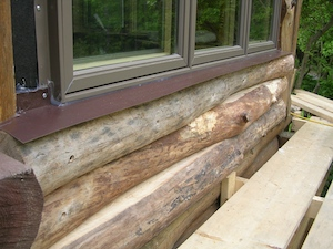 New logs under windows